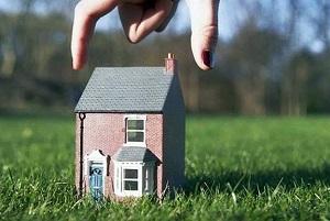 участок земли под строительство дома
